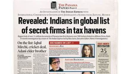 Panama papers: Tax notices go out to all the names revealed