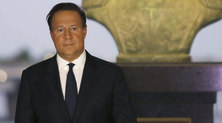 Juan Carlos Varela, panama, world news, indian express news