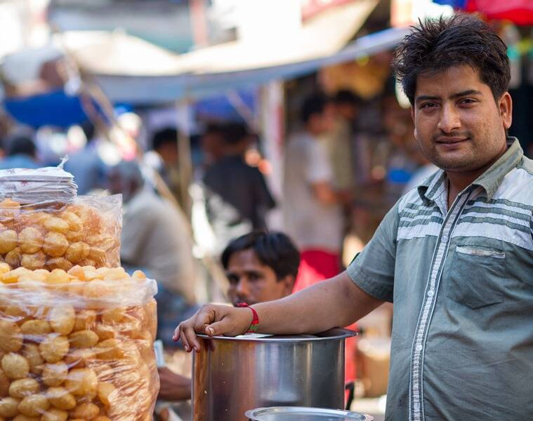 Pani Puri. (Photo: Flickr/Adam Cohn)