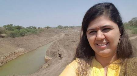 'Drought selfie' to 'water for breweries', Pankaja Munde leaves BJP red-faced