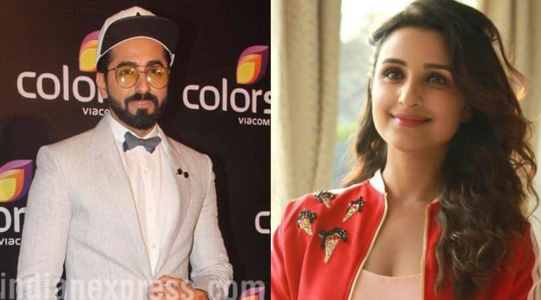 Ayushmann Khurrana, Actor Ayushmann Khurrana, Bollywood actor, Bollywood actor Ayushmann Khurrana, Meri Pyari Bindu, Meri pyari bindu film, Parineeti Chopra, Ayushmann Khurrana Parineeti, bollywood news, entertainment news