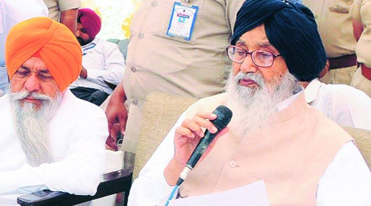 Prakash Singh badal, Punjab chief minister, Sikh blacklist, blacklist sikh, latest news, india news