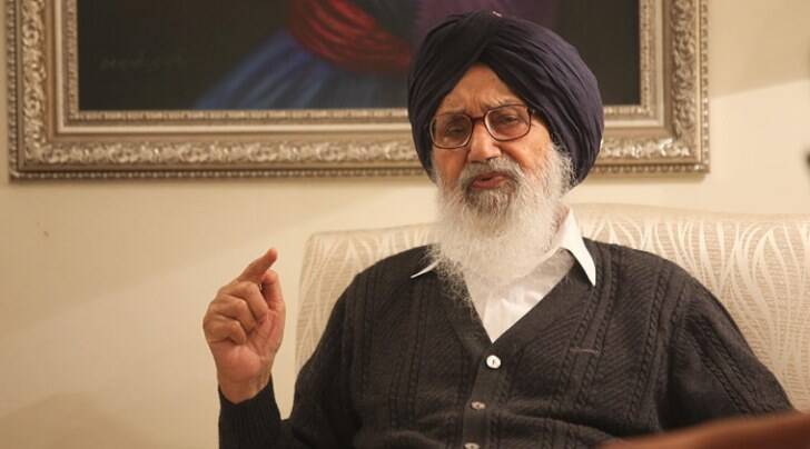 parkash singh badal, badal, civil services coaching. punjab coaching classes, punjab civil coaching classes, punjab news