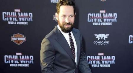 Paul Rudd couldn't stop 'geeking out' about other Marvel heroes