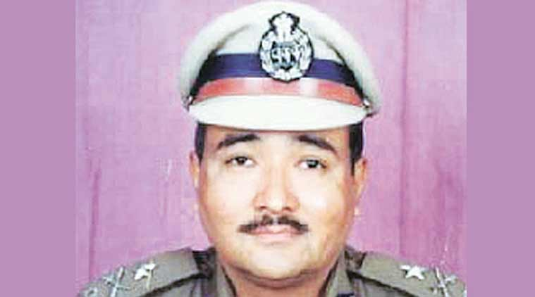 Former Director General of Police PC Thakur