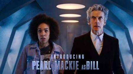 Pearl Mackie to play new 'Doctor Who'companion
