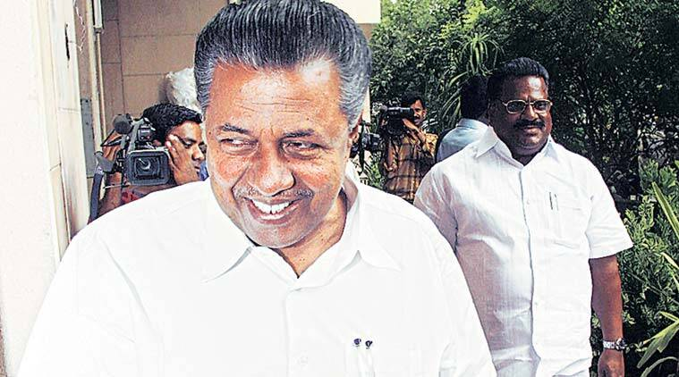 Haven't thought of CM candidate; if we get majority, party will decide :   Pinarayi Vijayan,  Indian politician and a member of the Politburo of the Communist Party of India
