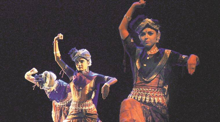 A play staged at Tagore Theatre in Sector 18, Chandigarh.  Express Archives