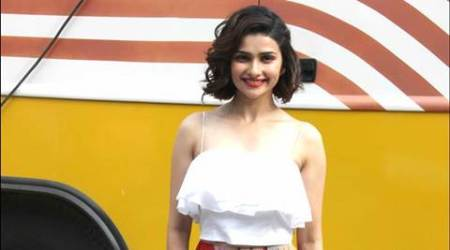 Meeting Mohammad Azharuddin's first wife emotional: Prachi Desai