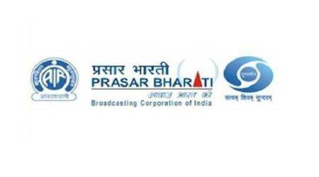 Smriti irani, prasar bharti, prasar bharti man power, man power audit, indian express news, india news, business news