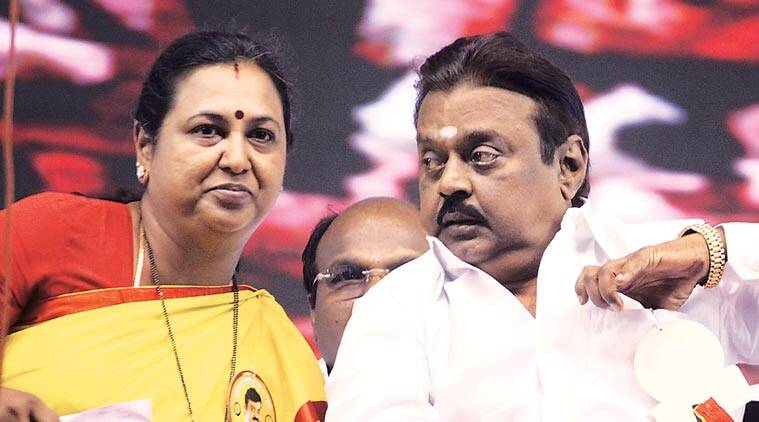 Image result for captain vijayakanth health