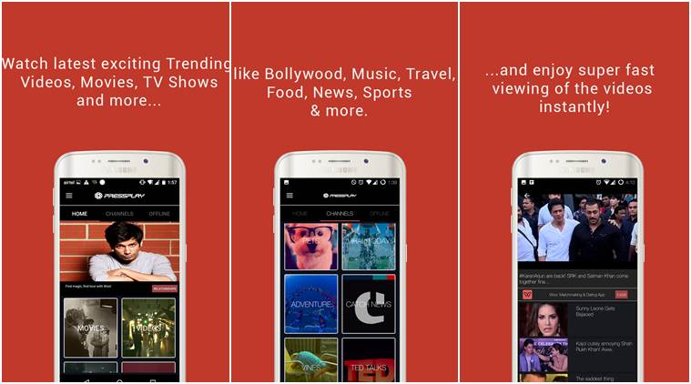 free wifi, PressPlay TV, PressPlay TV in trains and buses, Free WiFi in trains, video-on-demand services, Indian Railways, social news, tech news, technology