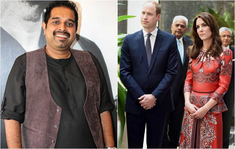 Shankar Mahadevan says he is ecstatic to perform with his son Siddharth for the maiden India visit of Prince William and Kate Middleton, the Duke and Duchess of Cambridge.