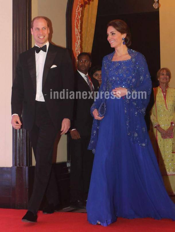 Prince william, Kate, Kate William, Kate Middleton Mumbai Charity Ball