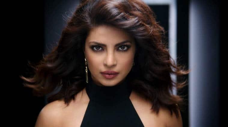 quantico star priyanka chopra  change  channel      tv  indian express