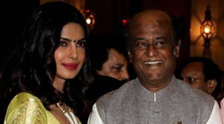 Getting Padma award with Rajinikanth exciting: Priyanka Chopra