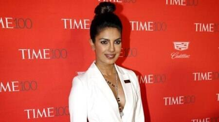 priyanka chopra, priyanka, quantico, time, time magazine, 100 most influential people, donald trump, trump, presidential elections, new york, piggy chops, muslim immigrants, ban, india news