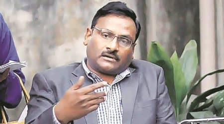 G N Saibaba, Delhi University professor, funeral rituals, Nagpur prison, Indian express news