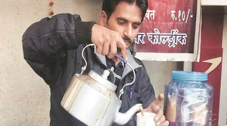 somnath giram, CA, pune CA, tea vendor, Maharashtra tea vendor, Maharashtra CA, maharshtra, pune news, maharshtra news, indian express news, indian express