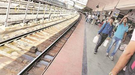 Railway officials pull up their socks to keep Pune stationclean