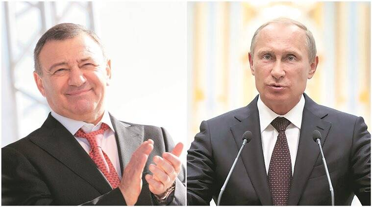 Panama, Vladimir Putin, Panama papers, Putin, Panama accounts, Putin panama accounts, Putin friends, Arkady Rotenberg, Arkady Rotenberg panama, Panama taxes, Panama news, #panamapapers, World news, Russia news, Indian Express, Latest news