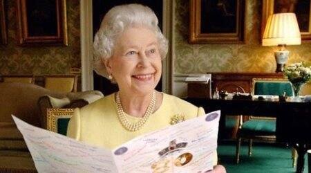 Queen's letter on how she fell in love sells for 14,000 pounds