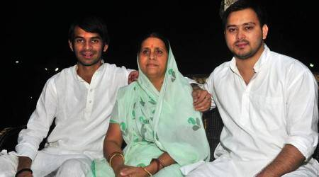 No mall-going girls for my sons, want 'well-cultured' brides for them: RabriDevi