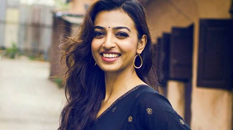 Radhika Apte, Radhika Apte actress, Radhika Apte leaked scenes, parched, parched movie, Radhika Apte parched, parched Radhika Apte, Radhika Apte movies, Radhika Apte next movie, entertainment news, indian express