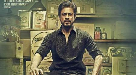 raees, shahrukh khan, SRK, notice issued to SRK, raees release, indian express ahmedabad, entertainment news