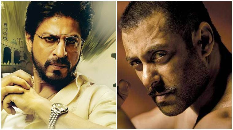 Shah Rukh Khan, Salman Khan,srk, Sultan, Raees, Sultan Raees, Shah Rukh Salman, srk salman, upcoming film Sultan, upcoming film Raees, Shah Rukh Khan films, Shah Rukh Khan news, Shah Rukh Khan latest news, Salman Khan films, Salman Khan news, Salman Khan latest news, Entertainment new