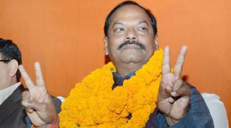 Chief Minister of Jharkhand Raghubar Das. Express photo