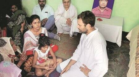 Rahul Gandhi's janata darbar: Amethi villagers queer another pitch- bring the other Gandhi