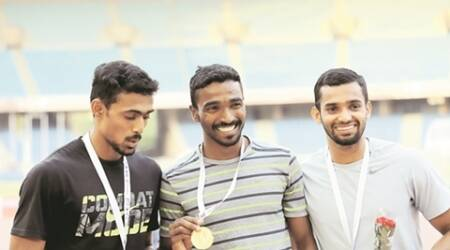 Arokia Rajiv misses Olympic mark, makes national record his own