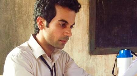 Rajkummar Rao, Newton, Newton film, Newton cast, Rajkummar Rao film, Rajkummar Rao newton, Rajkummar Rao news, Rajkummar Rao upcoming film, entertaiment news