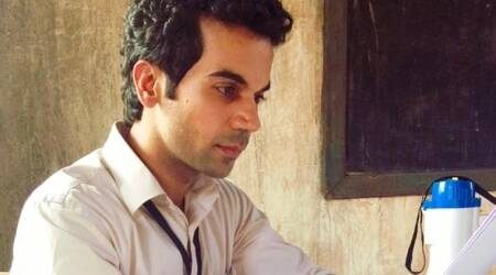 Rajkummar Rao: The moment we finish shooting, I'm going to go back to my original shape