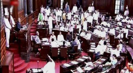 Rajya Sabha: Govt faces heat from Opposition over drought relief