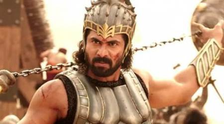 rana daggubati, prabhas, ss rajamouli, baahubali, baahubali 2, baahubali sequel, baahubali second part, rana daggubati baahubali, daggubati baahubali two, baahubali 2 cast, baahubali 2 release, entertainment news