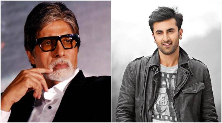 Amitabh Bachchan, Ranbir Kapoor, Amitabh-Ranbir, Amitabh-Ranbir news, Amitabh-Ranbir latest news, Amitabh Bachchan movies, Amitabh Bachchan upcoming movie, Amitabh Bachchan news, Ranbir Kapoor movie, Ranbir Kapoor upcoming movie, Ranbir Kapoor news, Entertainment news
