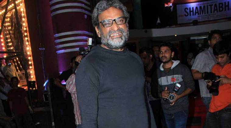 Strongly objecting to the critics' response, the filmmaker R. Balki said he does not make films for them.