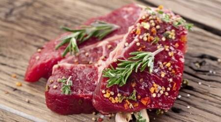 Too much red meat in diet can increase your body's biologicalage