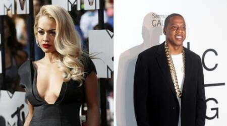 Rita Ora denies dating Jay Z