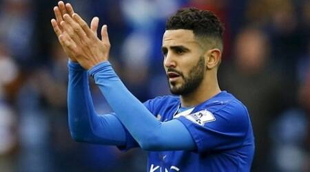 Premier League, Premier League updates, Premier League news, Premier League standings, Riyad Mahrez, Riyad Mahrez Leicester City, sports news, sports, football news, Football