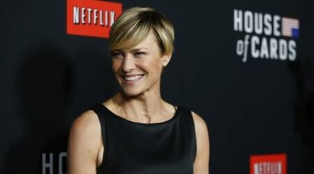 Robin Wright, Blade Runner, Robin Wright film, Robin Wright news, Blade Runner 2, Blade Runner sequel, entertainment news