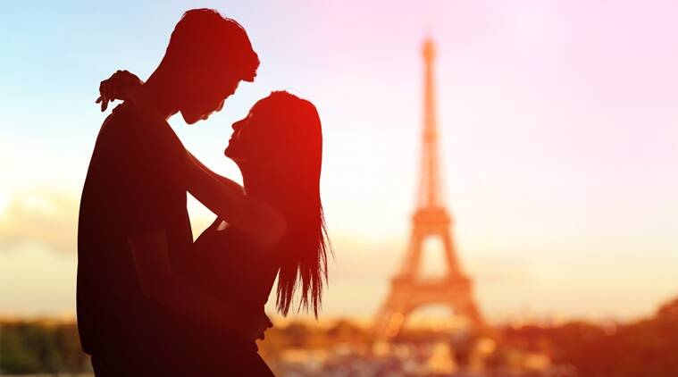 Travel more to ramp up your sex life and lose weight the indian romantic lovers with eiffel tower ccuart Images
