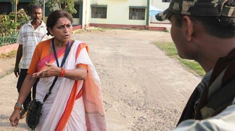 west bengal, west bengal polls, roopa ganguly, rupa ganguly, roopa assualt case, roopa ganguly tmc worker assault case, west bengal news, elections news, india news, latest news