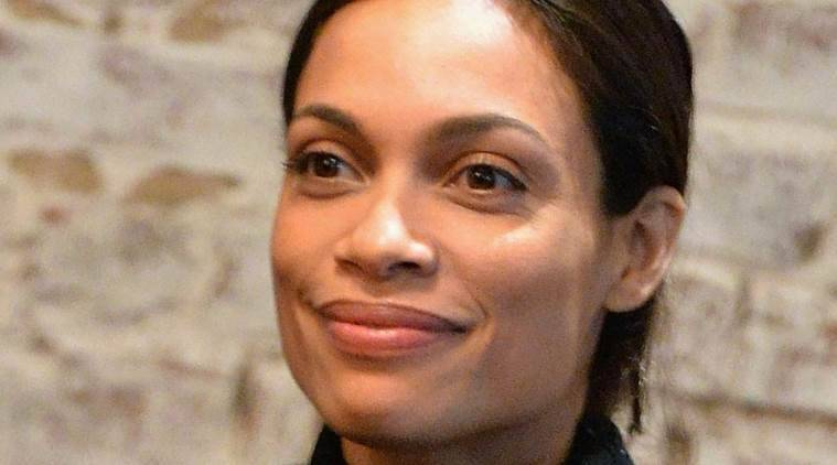 Rosario Dawson, Rosario Dawson news, Rosario Dawson movies, Rosario Dawson upcoming movies, Rosario Dawson arrested, Entertainment news