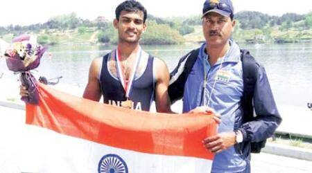 From waterless village in Maharashtra, this 24-year-old Armyman rows his way to Rio Olympics