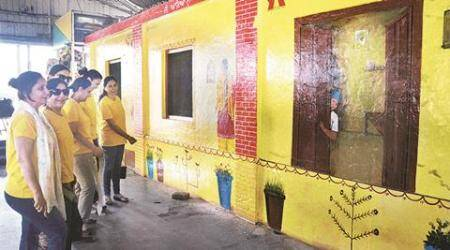 Renovating Ludhiana Railway Station: Before the French do their part, a little desitouch