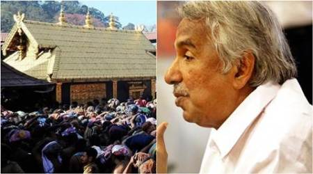 Will not interfere in customs and traditions of Sabarimala: CM OommenChandy