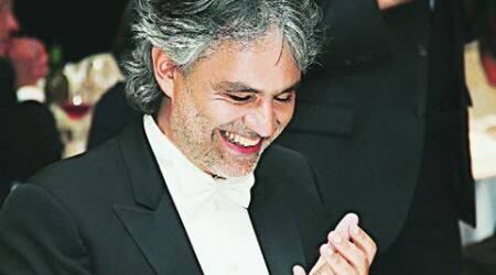 'Singing is a sweet privilege': Andrea Bocelli